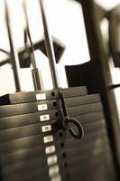 Equipamentos Hidráulicos Exercício Versus Stacked Peso