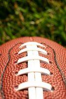 Como listar os grandes running backs da NFL de todos os tempos