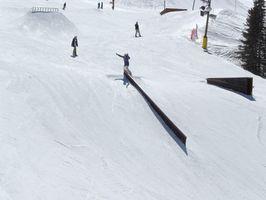 Idéias para Como construir um Snowboard Moer Rails