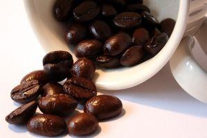 O que grãos de café são usados para fazer Espresso?