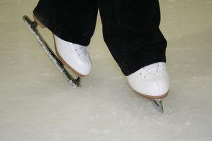 Como Tamanho figura patins