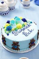 O que é laço inquebrável na decoração do bolo?