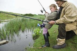 Como reparar ilhós vara de pesca