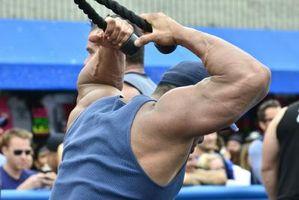 Exercícios para os músculos auxiliares