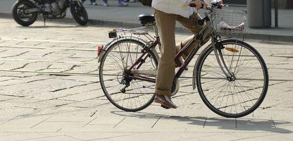 Bicicleta Frame Size Vs.  Altura