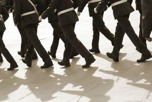 Exercícios militares do Boot Camp