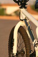 Como Jack Up de bicicleta sem um suporte