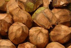 Como descascar coco fresco
