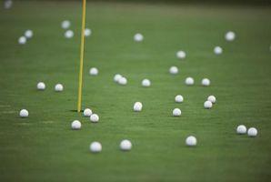 Domes de golfe que possuem Realidade Virtual Machines de golfe