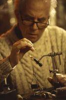 Instruções Carey especial amarração da mosca