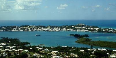 Maneiras baratos para férias em Bermudas