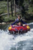 Quais são os perigos de tubulação de água com crianças?
