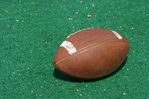Como pontuar na NFL Drop Kick