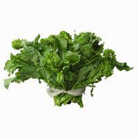 Como cozinhar Broccoli Rabe