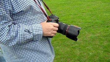 Como fotografar Vôlei