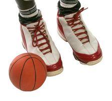 Como quebrar em Nova tênis de basquete