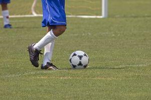 Como Usar Futebol Caneleiras e Meias