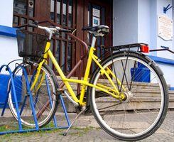 Como medir uma bicicleta selim