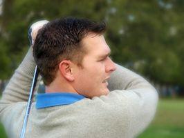 Como bater com madeiras em um Fairway Golf