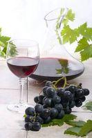 Objetivo do Vinho Decantação