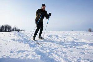 Como construir um equilíbrio dinâmico em Esqui