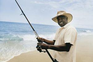 Como manter Peixe Fresco Quando Pesca no Piers ou praias
