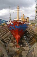 DIY Boat Jack Stands