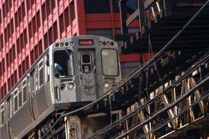 """Como montar o """"L"""" de trem em Chicago"""