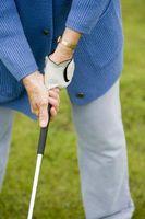 Proper Golf aperto Tamanho