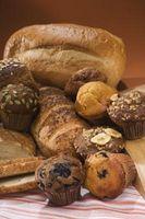 Rei Arthur pão de farinha de Ingredientes