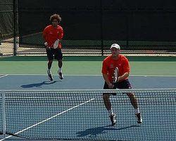 Como Jogar clássico Doubles Tennis