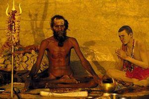 Como encontrar Sadhus na Índia