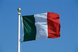 Quais são alguns italiano Arts & Crafts?