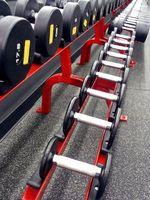 Sala de musculação Regras de Segurança