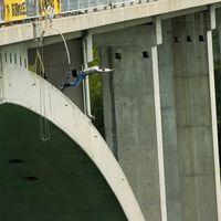 Lugares para Bungee Jump na Califórnia