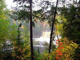 Acampamentos em Northern Lower Michigan