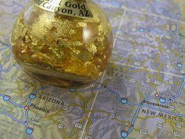 Como encontrar ouro no condado de Maricopa, Arizona