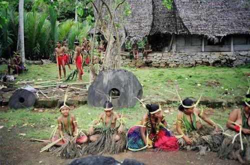 A História de Estados Federados da Micronésia