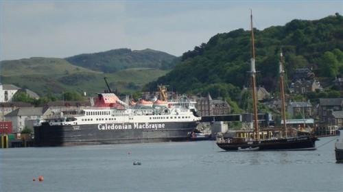 Como viajar de ferry na Escócia