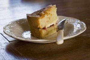 Como usar Pudding em Cake