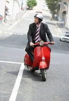 Como comprar um scooter elétrico da bicicleta