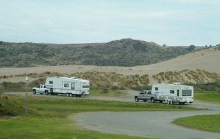 Problemas com trailers de viagem