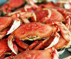 Como aquecer Crabs
