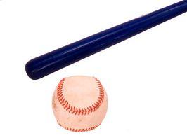 Vantagens de bastões de beisebol Composite