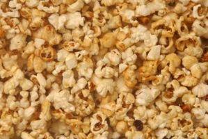 O que é o Gourmet Popping Corn?