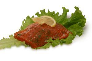 Ideias Salmon Meal