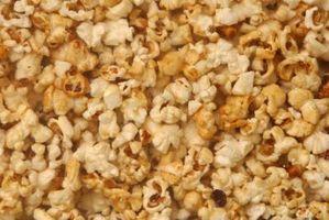 Alternativa para Pan Popping Corn