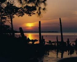 RV Campgrounds Perto Point Clear, Alabama