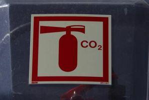 Como o exercício afetam Dióxido de Carbono?