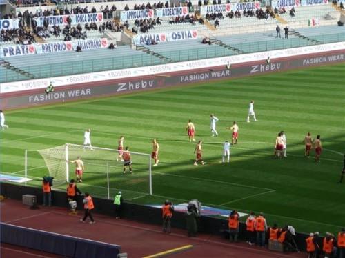 Como assistir um jogo de futebol em um estádio italiano
